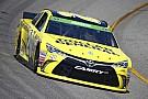 Matt Kenseth stays the course