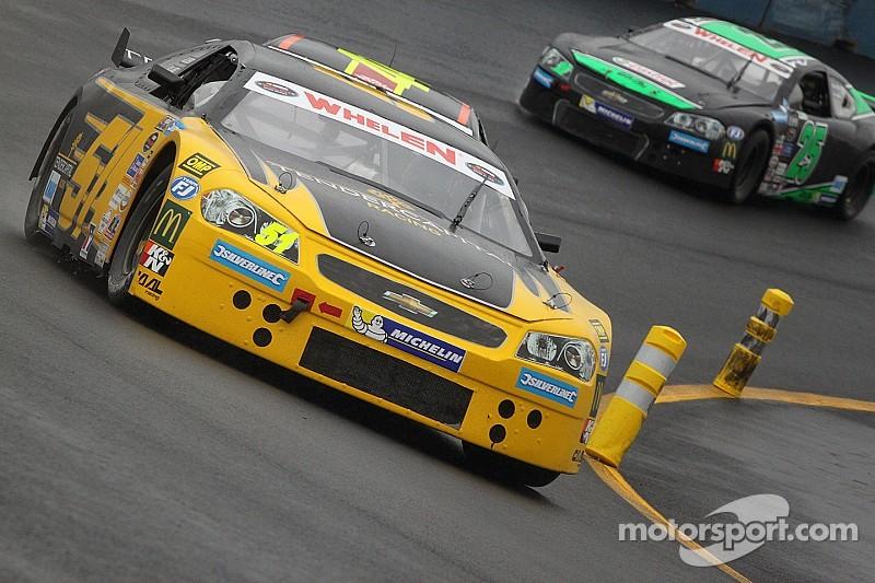 Cheever wins in NASCAR Whelen Euro season opener