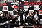 Newgarden breaks through for first IndyCar win at Barber