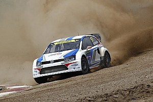 Encouraging start to World RX for Marklund Motorsport