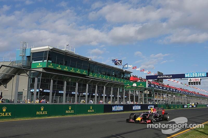 Temporada de Fórmula 1 comenzará más tarde en 2016