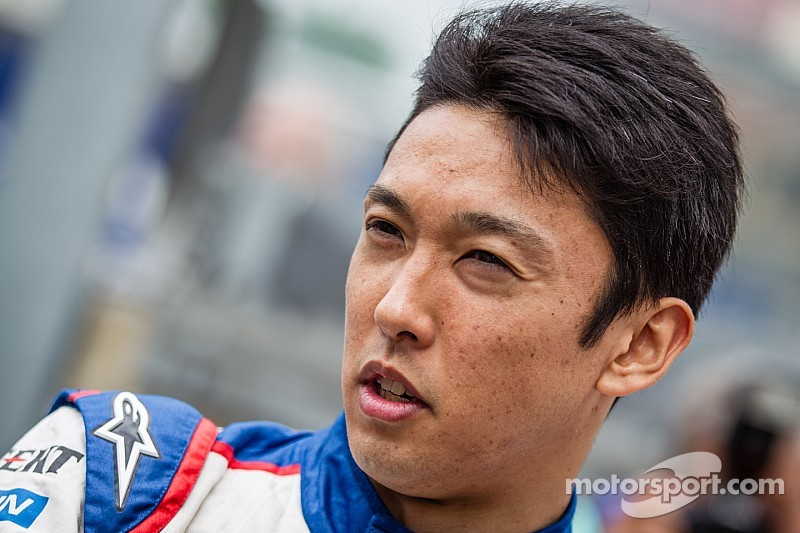 Nakajima sale ileso de un fuerte accidente en Spa