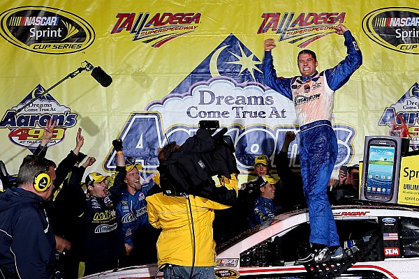 Talladega, a race of opportunity for the underdogs of NASCAR