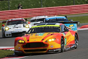 Adam and Bell join Aston Martin at Spa-Francorchamps - video