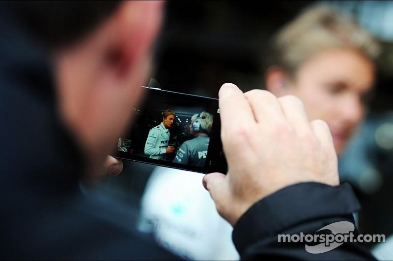Social media – a shining light in F1 amid the darkness