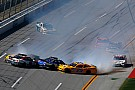 Two crewmen injured on pit road during Talladega 'Big One'