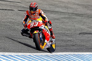 Injured Marquez takes wonderful second place on Spanish GP