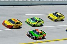 Follow the leader at Talladega: Drivers explain end of race