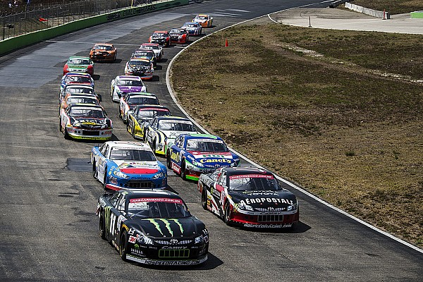 What is the future of the NASCAR Mexico Series?