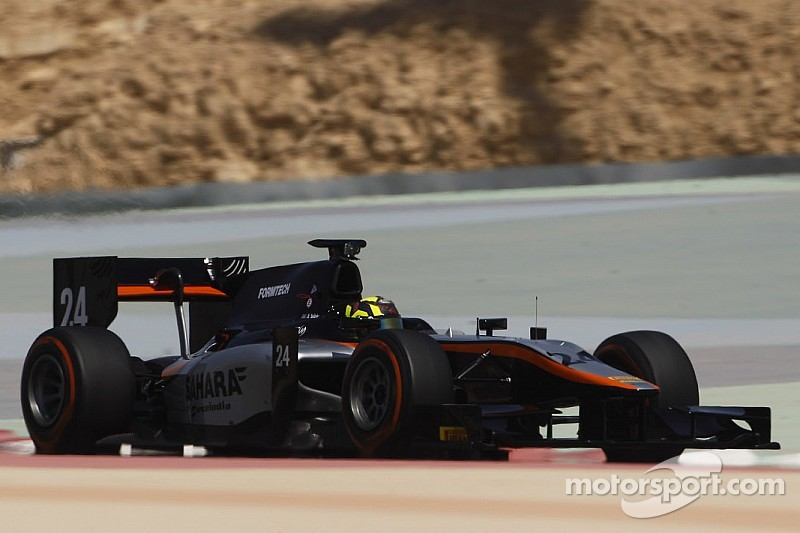 Hilmer signs Cecotto, Yelloly for GP2 return
