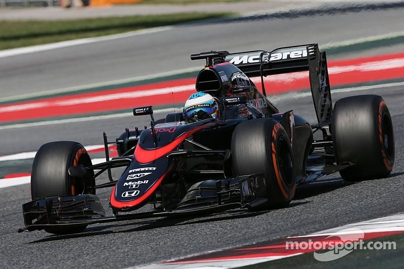 Alonso asegura que las mejoras en McLaren funcionaron