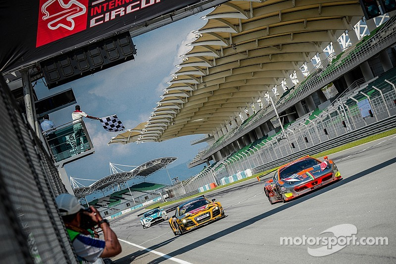 Most competitive field on record for 2015 GT Asia Series opener