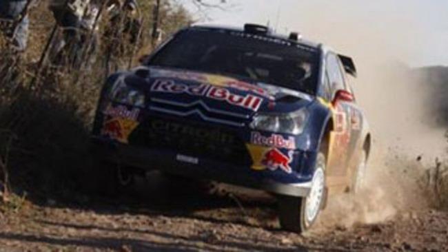 WRC: Raikkonen è già  fuori anche in Messico