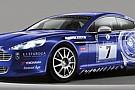 La Aston Martin Rapide alla 24h del Nurburgring