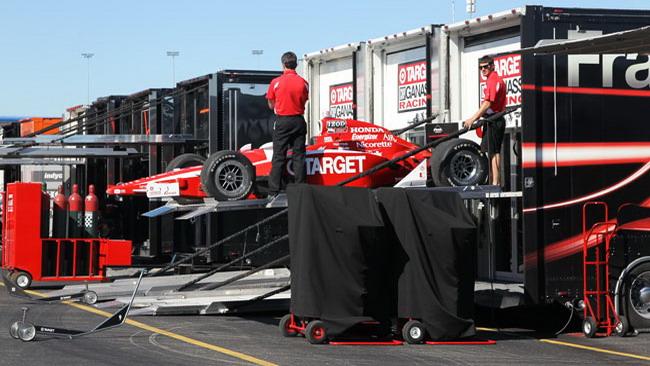 Annullati i test al Kentucky Speedway