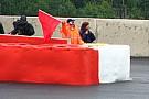 Bandiera rossa nelle prove libere