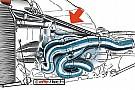 La Ferrari F138 senza travi di rinforzo del motore?