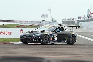 PWC Qualifying report Riddle on pole for Saturday's GTS class Pirelli World Challenge race
