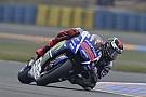 Lorenzo repitió en Le Mans