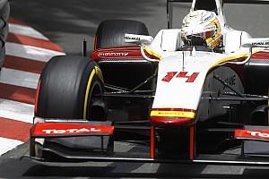 GP2 Practice report Monaco GP2: Pic goes quickest in practice