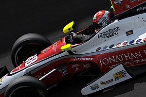 IndyCar Interview The road from USAC to Indy has become a tough one to travel