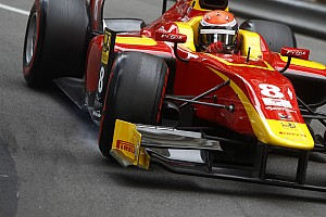 GP2 Breaking news Angry Rossi blames rival team for pit delay