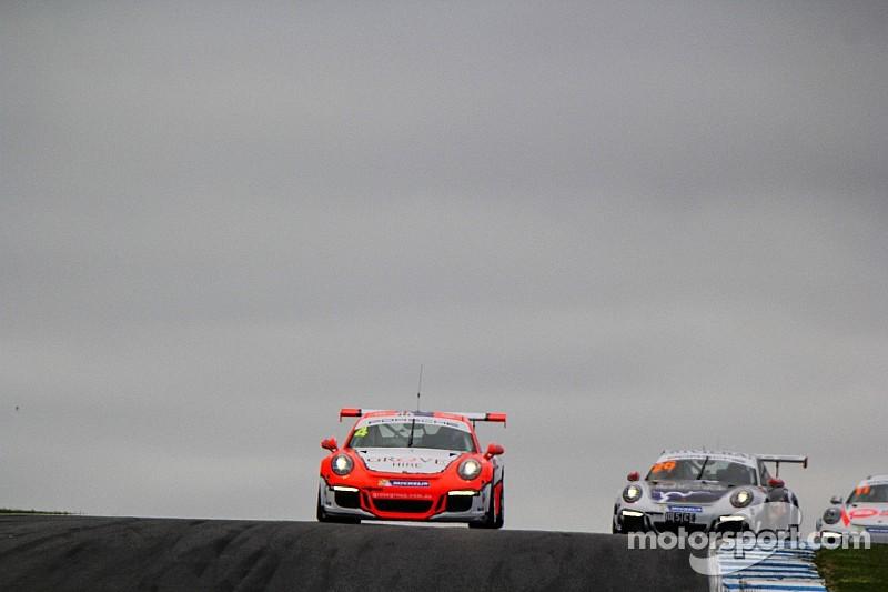 McLaughlin: Porsche dice a confidence builder