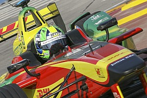 Di Grassi extends points lead with dominant Berlin win