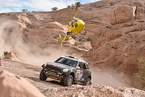 Cross-Country Rally Resumen de la etapa Final para un Desafío extremo