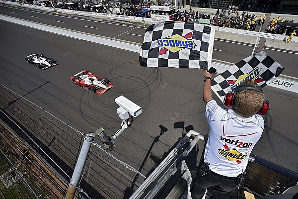 Will Power just misses out on Indy 500 glory