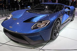 Le Mans Breaking news Exclusive: New Ford GT runs for first time