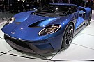 Exclusive: New Ford GT runs for first time