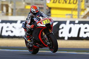 Aprilia eyes step forward with seamless gearbox