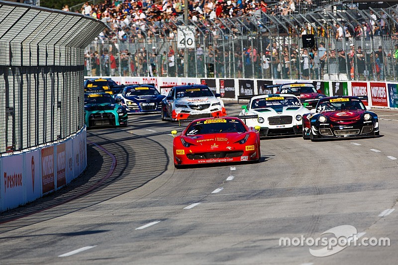 Pirelli World Challenge donates Long Beach race fines to charity