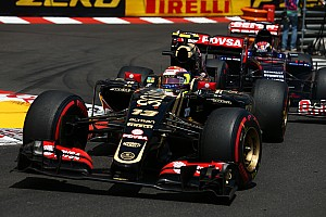 Lotus: First visit of the season to North America