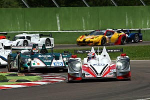 European Le Mans Preview Sixteen ELMS cars at the 24 Hours of Le Mans Test day