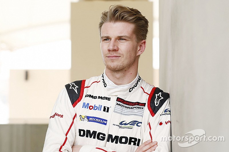 Hulkenberg: No expectations on Le Mans debut