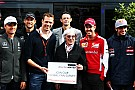 F1 drivers overwhelmed by Survey response