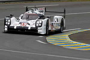 Le Mans Qualifying report Tandy tops shortened Q2 at Le Mans