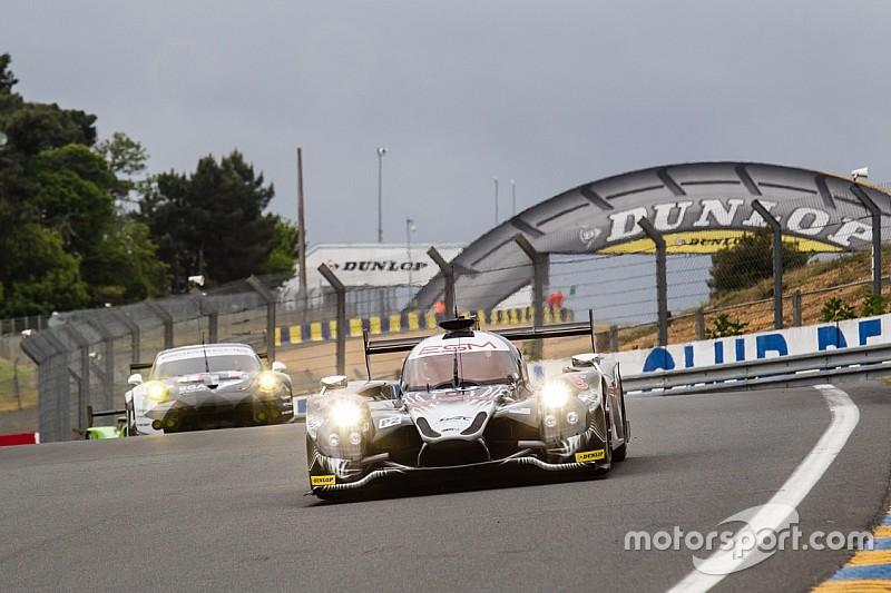 ESM completes Le Mans qualifying