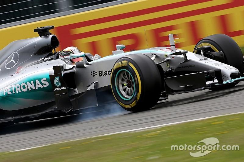 Lauda dice que los coches de F1 deben asustar a los pilotos