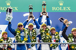 Le Mans Analysis Le Mans 24 Hours: Brits on top in every class at La Sarthe
