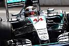 Hamilton confirma su cambio a los cascos Bell