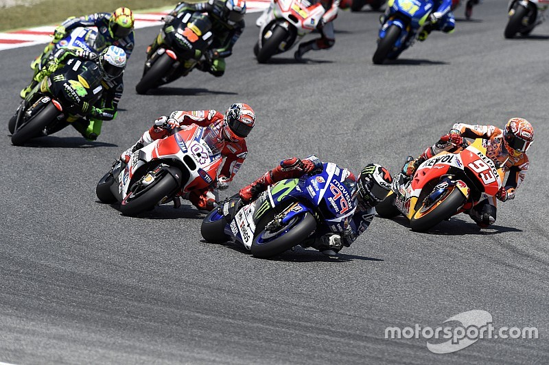MotoGP to impose grid size cap from 2017