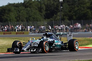 British GP: Rosberg quickest in FP1 despite problems