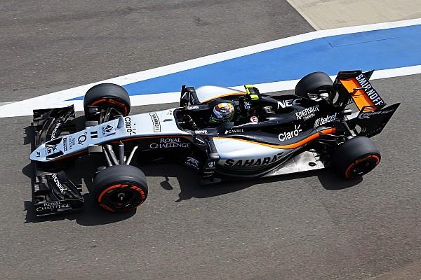 Perez says upgraded Force India