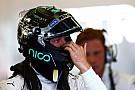 Rosberg dice que Hamilton