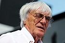 Ecclestone ve varias opciones en el futuro de F1