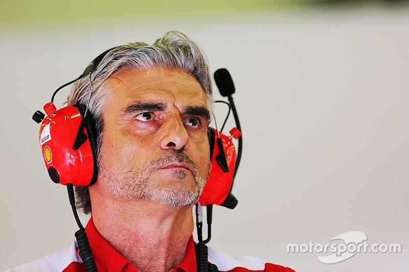 Arrivabene, enojado con Ferrari pese al podio