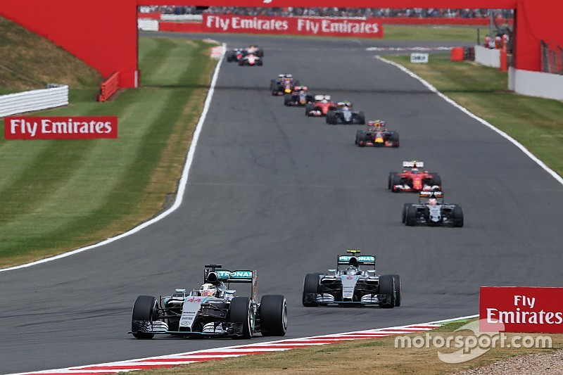 Driver aids ban won't change much, fans warned